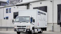 Mercedes Urban eTruck: arriva il primo camion elettrico  - Immagine: 6