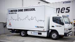 Mercedes Urban eTruck: arriva il primo camion elettrico  - Immagine: 7