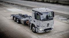 Mercedes Urban eTruck: arriva il primo camion elettrico