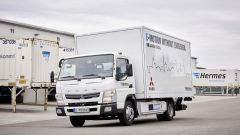 Mercedes Urban eTruck: arriva il primo camion elettrico  - Immagine: 11