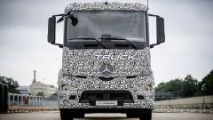 Mercedes Urban eTruck: fa 200 km con un pieno di elettricità