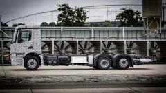 Mercedes Urban eTruck: non sarà su strada prima del 2020
