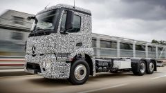 Mercedes Urban eTruck: per Mercedes il futuro del trasporto pesante è più green