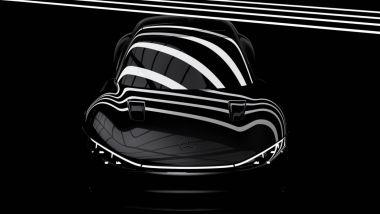 Mercedes verso l'elettrificazione: la prima immagine del concept EQXX