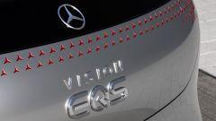 Mercedes Vision EQS, il logo