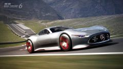 Mercedes AMG Vision Gran Turismo Racing Series - Immagine: 1