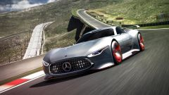 Mercedes AMG Vision Gran Turismo Racing Series - Immagine: 3