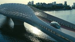 Mercedes Vision Urbanetic: carrozzeria intercambiabile e autopilota - Immagine: 2