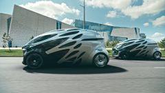 Mercedes Vision Urbanetic: carrozzeria intercambiabile e autopilota - Immagine: 3