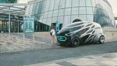 Mercedes Vision Urbanetic: carrozzeria intercambiabile e autopilota - Immagine: 4