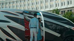 Mercedes Vision Urbanetic: carrozzeria intercambiabile e autopilota - Immagine: 5