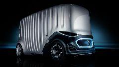 Mercedes Vision Urbanetic: carrozzeria intercambiabile e autopilota - Immagine: 6