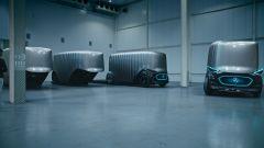 Mercedes Vision Urbanetic: carrozzeria intercambiabile e autopilota - Immagine: 7