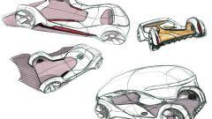 Mercedes Vision Urbanetic: carrozzeria intercambiabile e autopilota - Immagine: 8