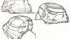 Mercedes Vision Urbanetic: carrozzeria intercambiabile e autopilota - Immagine: 9