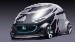 Mercedes Vision Urbanetic: carrozzeria intercambiabile e autopilota - Immagine: 10