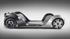 Mercedes Vision Urbanetic: carrozzeria intercambiabile e autopilota - Immagine: 16