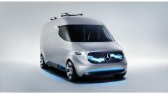 Mercedes Vision Van Concept. Guarda il video - Immagine: 3