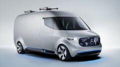 Mercedes Vision Van Concept. Guarda il video - Immagine: 4