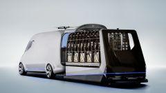 Mercedes Vision Van Concept. Guarda il video - Immagine: 7