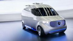 Mercedes Vision Van Concept. Guarda il video - Immagine: 1