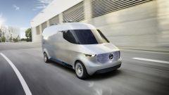 Mercedes Vision Van Concept. Guarda il video - Immagine: 8