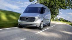 Mercedes Vision Van Concept. Guarda il video - Immagine: 9