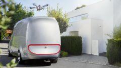 Mercedes Vision Van Concept. Guarda il video - Immagine: 10