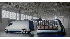 Mercedes Vision Van Concept. Guarda il video - Immagine: 15