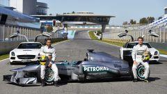 Mercedes W04 - Immagine: 5