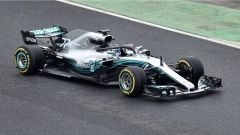 Mercedes W09 2018