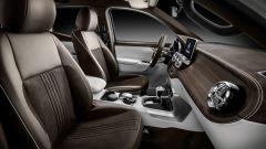 Mercedes X-Class: in abitacolo regna il lusso