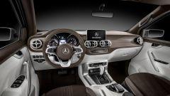 Mercedes X-Class: interni in pelle Nappa