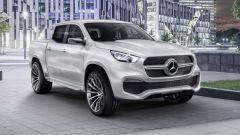 Mercedes X-Class: motore V6 diesel