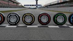 F1 2016 GP Canada: le mescole scelte dai team