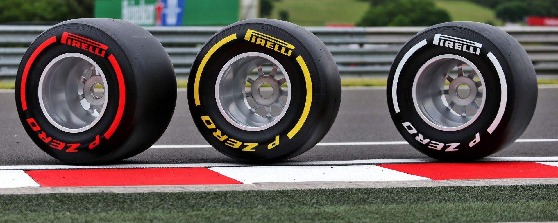Mescole Pirelli 2020