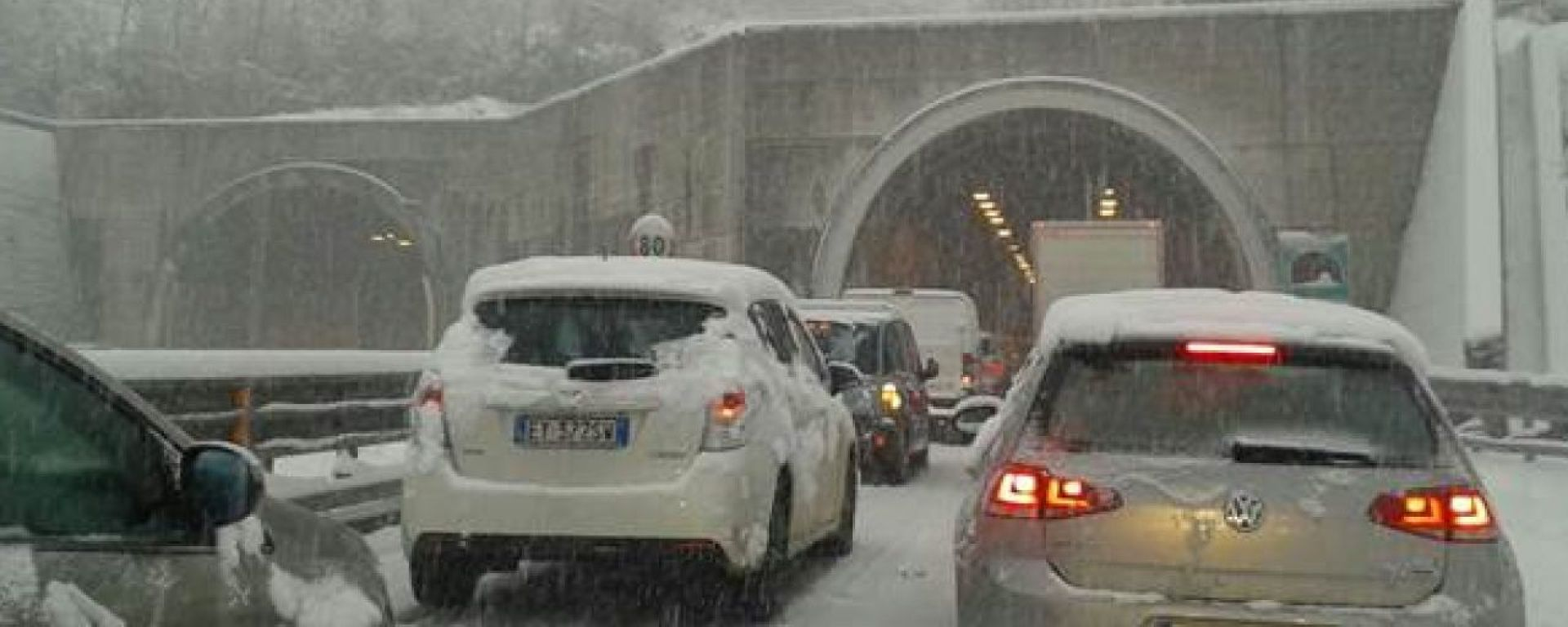 Meteo, allerta maltempo su tutta Italia