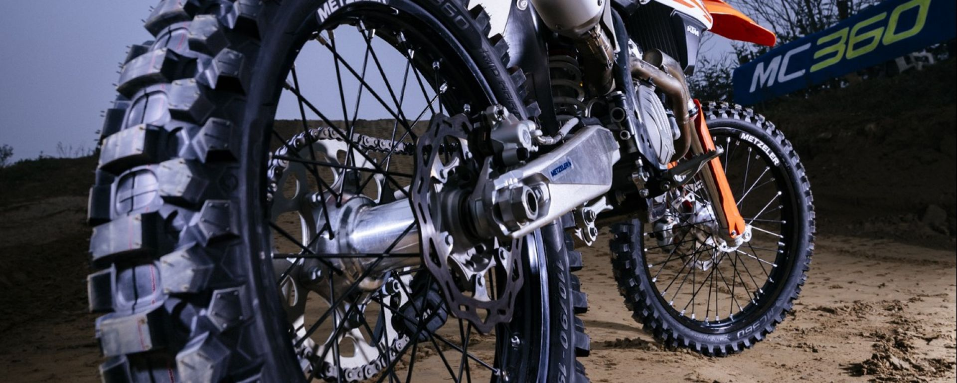 Metzeler MC360, in arrivo il nuovo pneumatico offroad