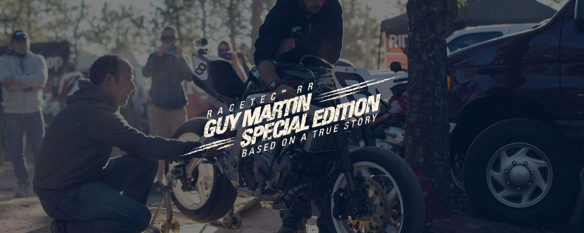 Metzeler Racetec RR Guy Martin Special Edition