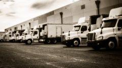 34 mila camion frigoriferi in UK inquinano come 1,8 milioni di auto