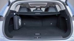 MG Marvel R: il bagagliaio posteriore