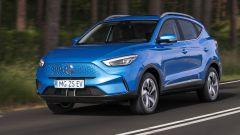 MG ZS EV 2022: autonomia batterie e prezzi del B-SUV elettrico