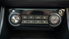 MG ZS EV: il climatizzatore manuale