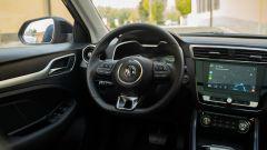 MG ZS EV: il posto di guida