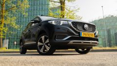MG ZS EV: primo contatto con il SUV elettrico anglo-cinese