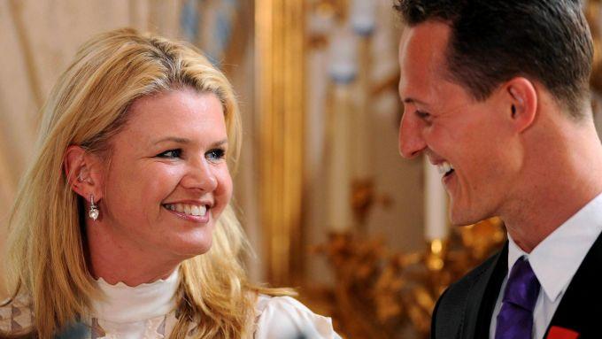 Michael e Corinna Schumacher