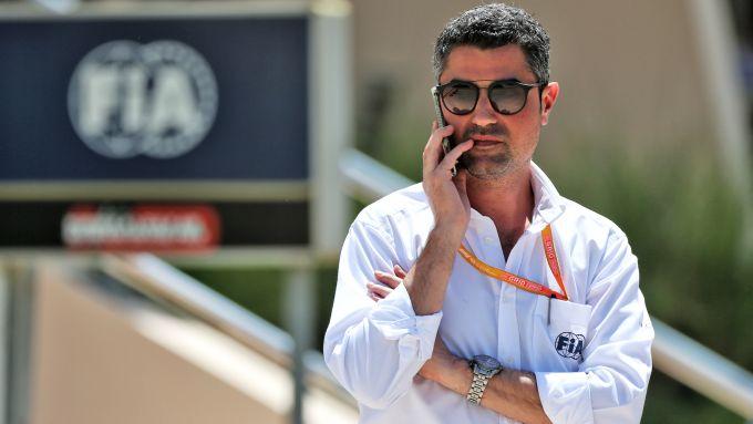 Michael Masi, direttore di gara Fia