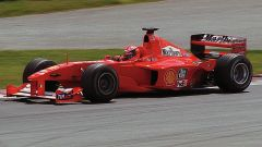 Michael Schumacher 2000