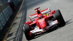 Michael Schumacher - 2006 Interlagos