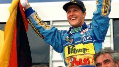 Michael Schumacher Campione del Mondo 1994